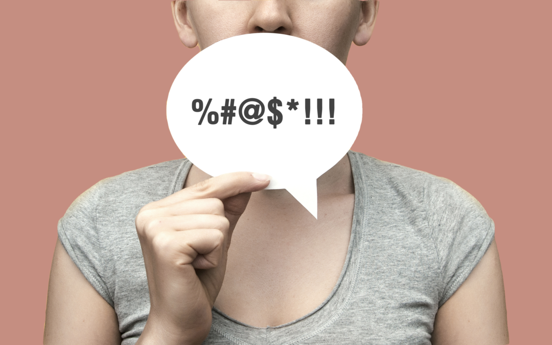 Is Swearing Acceptable At Work?